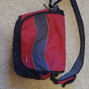 LL Bean Messenger Bag